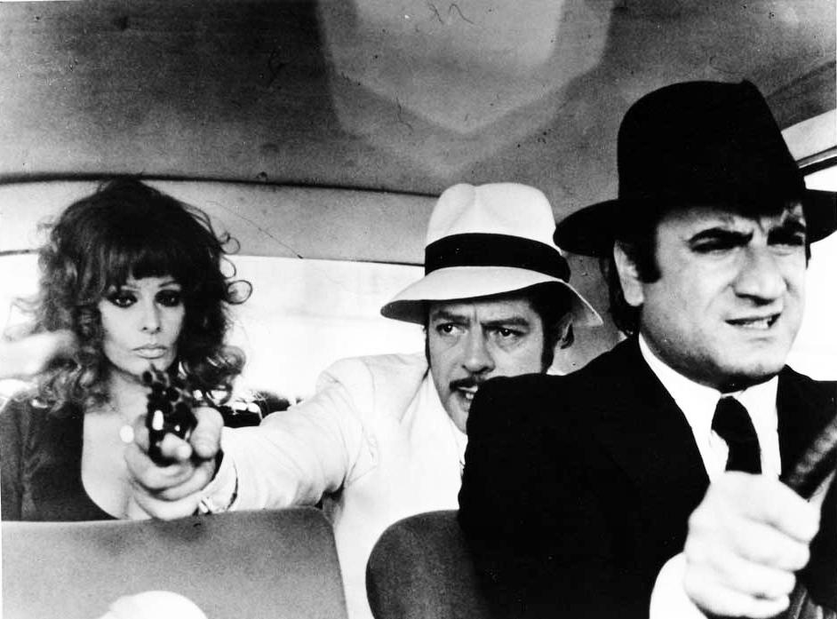 """""""Lalka gangstera"""", wł. """"La Pupa del gangster"""" (1975) - Giorgio Capitani"""