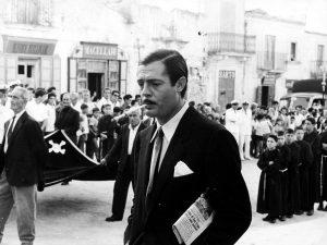 Marcello Mastroianni jako Ferdinando Cefalù