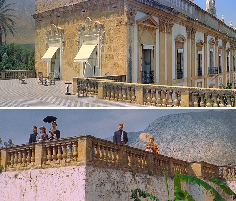 Villa Lampedusa Il Gattopardo