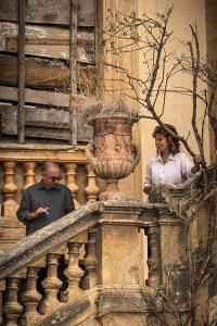 Giuseppe Tornatore i Sophia Loren